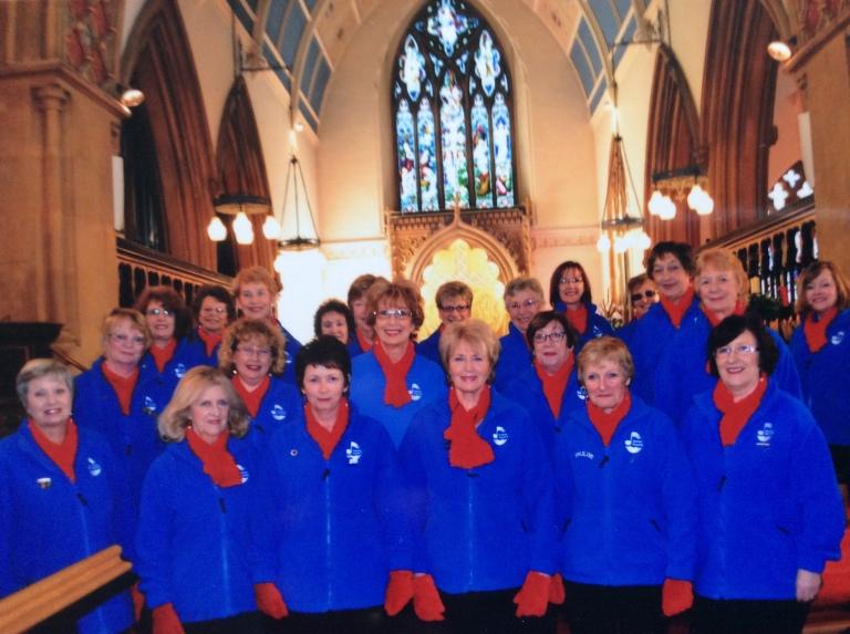 St Marys Church Dec 2014